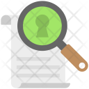 Website Security Scan Icon