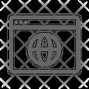 Website SEO Icon