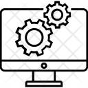 Website Service Web Icon