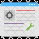 Website Services Icon