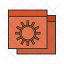 Website Settings Icon