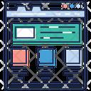Seo Website Sitemap Web Window Icon