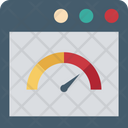 Website Speed Web Speed Web Analyzer Icon
