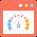 Website Speed Icon