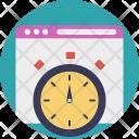 Website Speed Optimization Icon
