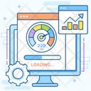 Website Speed Test Icon