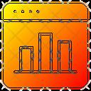 Website Statistics Statistics Business Icon