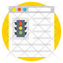 Web Status Project Icon