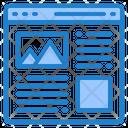 Website Web Browser Icon