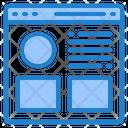 Design Web Website Icon