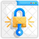 Website Unlocked Unlock Website Unlock Icon