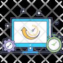Website Uptime Icon