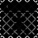 Website Virus Icon
