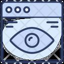 Website Vision Icon
