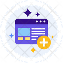 Websitetemplate Icon