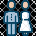 Wedding Love Romantic Icon