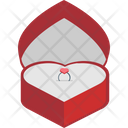 Wedding Ring Couple Ring Icon