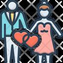 Wedding Marriage Nuptials Icon