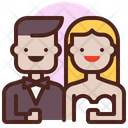 Wedding Couple Wediding Wedding Couple Icon