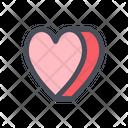 Wedding Romantic Valentine Icon