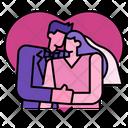 Wedding Love Groom Icon