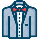 Wedding Relationship Suit Icon