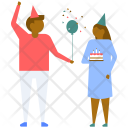 Wedding Anniversary Icon
