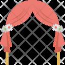 Wedding Arbors Outdoor Icon