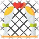 Wedding Arch Love Icon