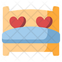 Wedding Bed Icon