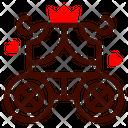 Wedding Buggy Icon