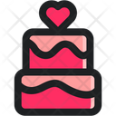 Love Wedding Valentine Icon