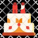 Wedding Cake Sweet Icon
