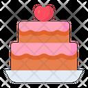 Cake Sweet Dessert Icon