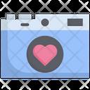 Camera Lens Photography Icon