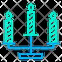 Wedding Candle Icon