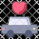 Wedding Car Icon
