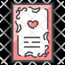 Wedding Card Invitation Card Invitation Icon