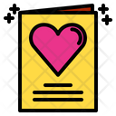 Wedding card Icon