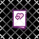 Wedding Card Invitation Card Wedding Invitation Card Icon