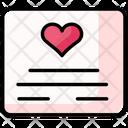 Favorite Love Romance Icon
