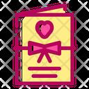 Wedding Card Invitation Marriage Icon