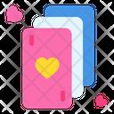 Wedding Card Cards Game Icon