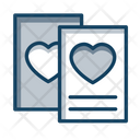 Wedding Cards Icon