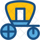 Wedding Carriage Icon