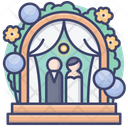 Wedding Ceremony Icon