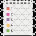 Wedding Checklist Icon