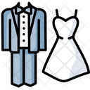 Wedding Clothes Icon