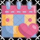 Wedding date Icon