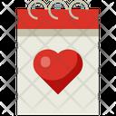 Day Love Celebration Icon